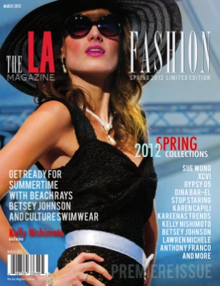 The LA Fashion Giveaway Sweepstakes- Week of April 16